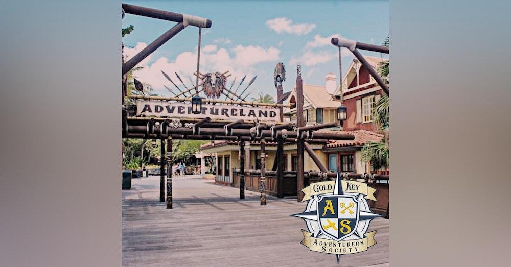 A Tour of Adventureland in Walt Disney World's Magic Kingdom