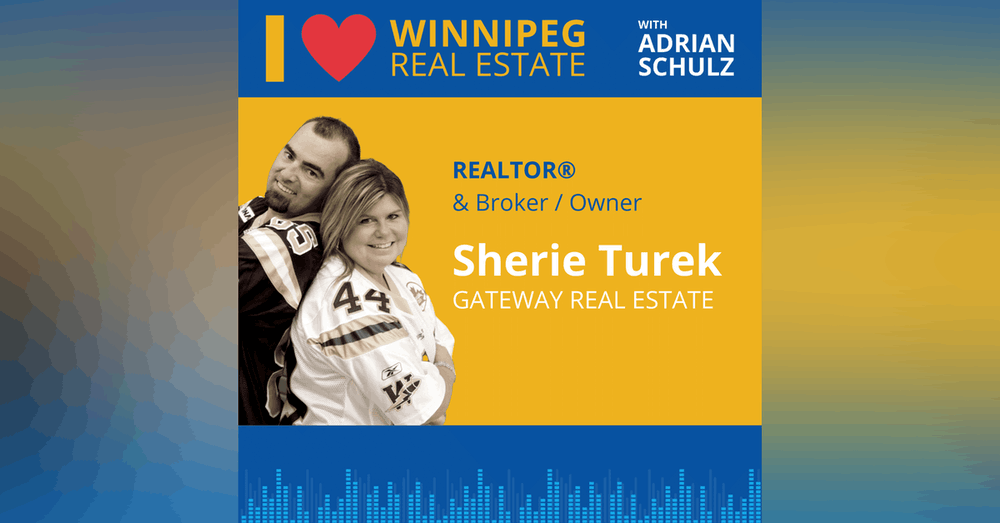 Sherie Turek on real estate in the Interlake, and affordable cottage life