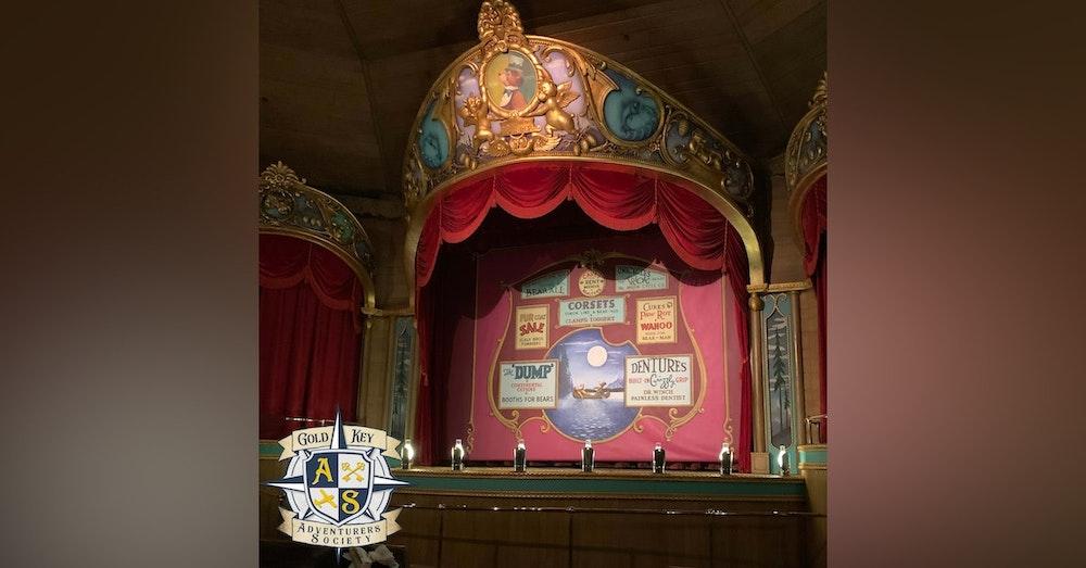 Tour of Frontierland in Walt Disney World's Magic Kingdom