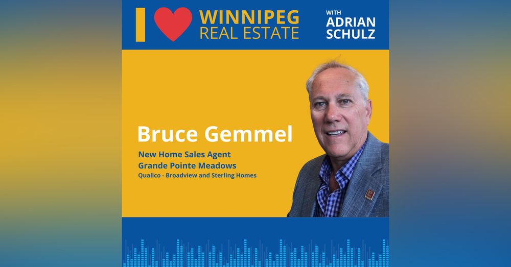 Bruce Gemmel on new homes in Grande Pointe Meadows
