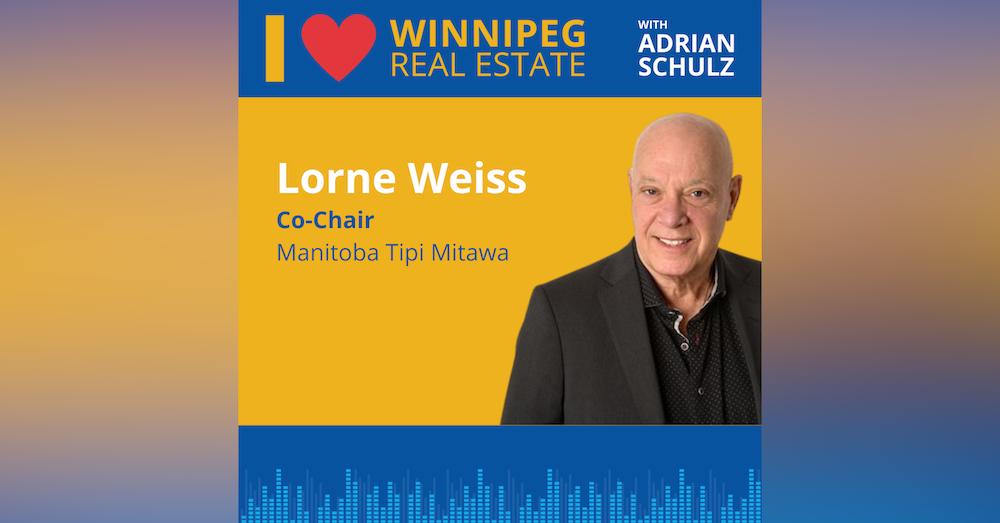 Lorne Weiss on the Manitoba Tipi Mitawa housing program