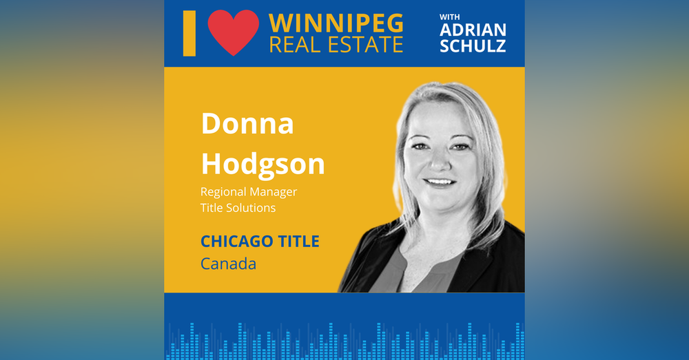Donna Hodgson on title insurance