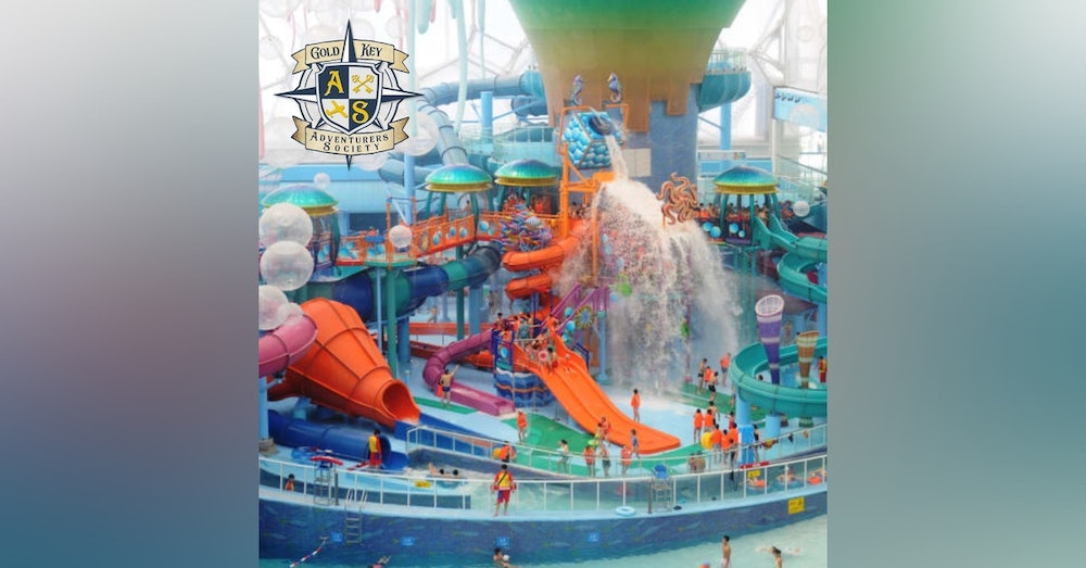Summer Vacation:Water Parks
