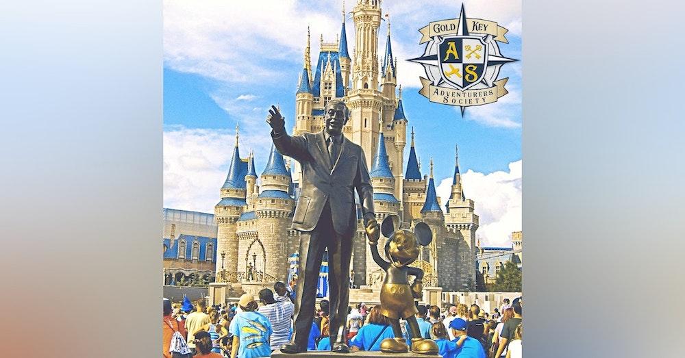 Walt Disney World 50th Anniversary Kickoff Celebration