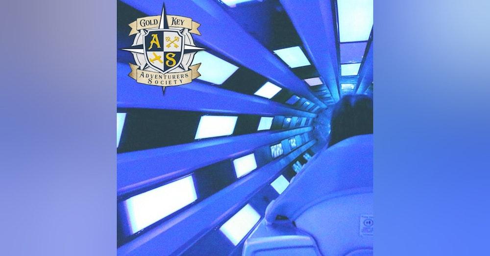 Tour of Tomorrowland in Walt Disney World's Magic Kingdom