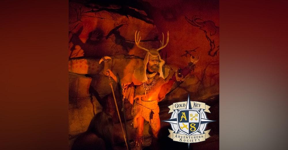 Theme Park News and Caveman Poems