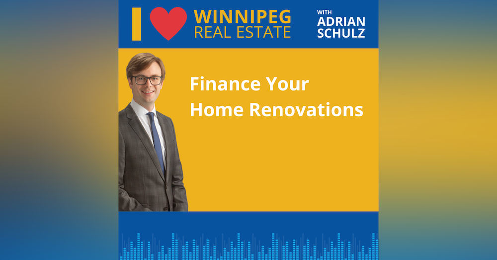 Finance Your Home Renovations