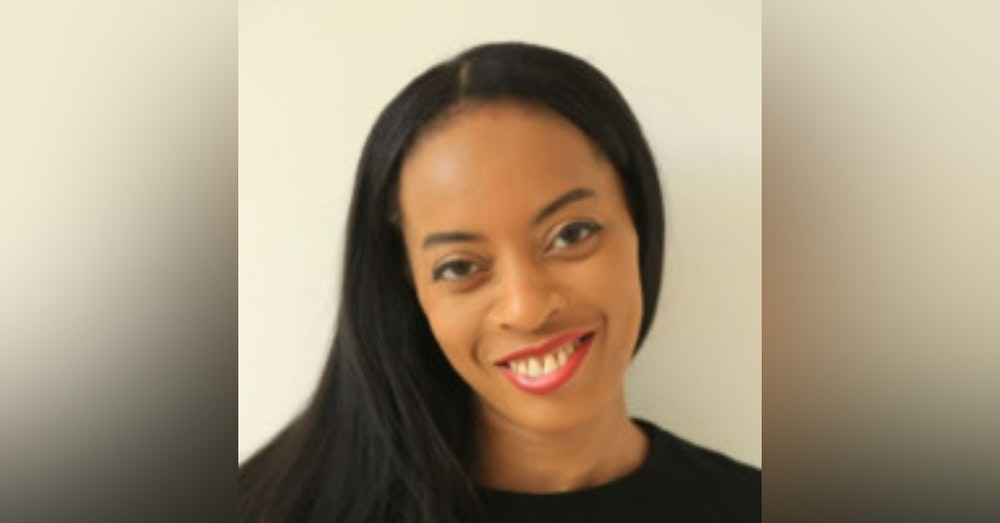 Why we Need to Get Comfortable Talking About Race At Work with Louisa Joseph