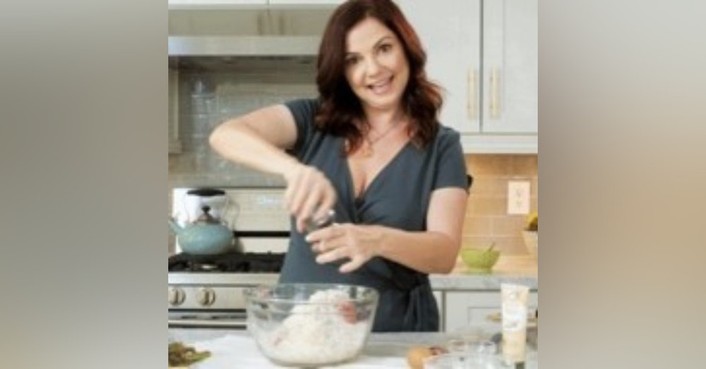 Eat Happy with Actor and Comedian Anna Vocino