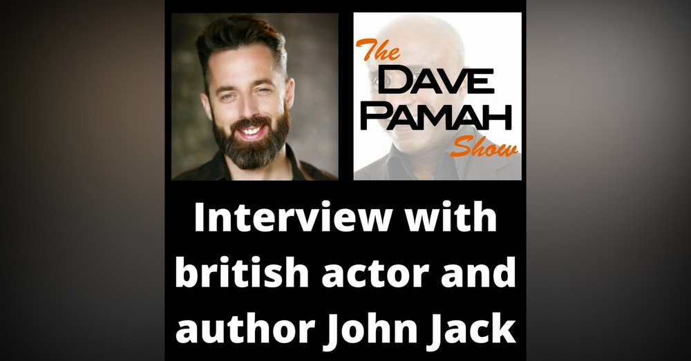 Interview with british actor and author John Jack