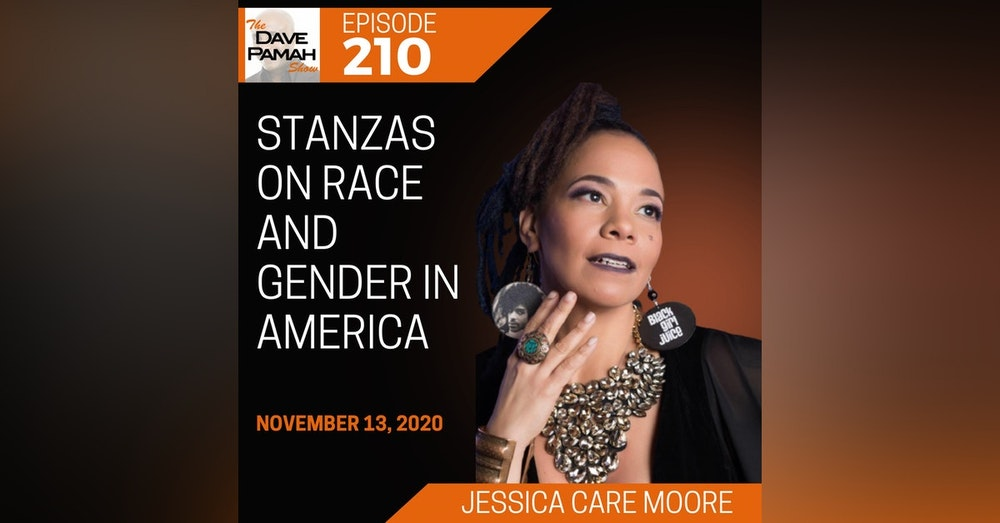 Stanzas on race and gender in America with Jessica Care Moore
