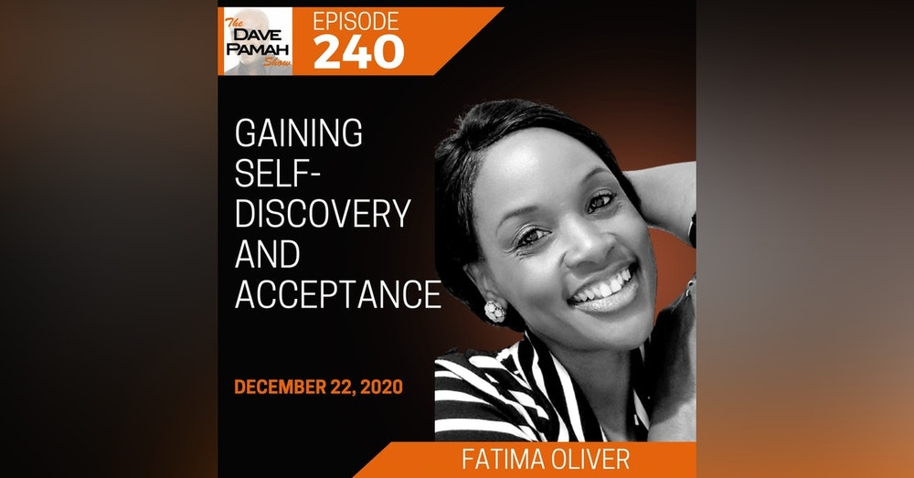Gaining Self-discovery and acceptance with Fatima Oliver