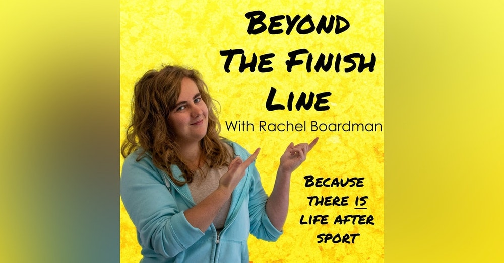 Beyond the finish line with Rachel Boardman