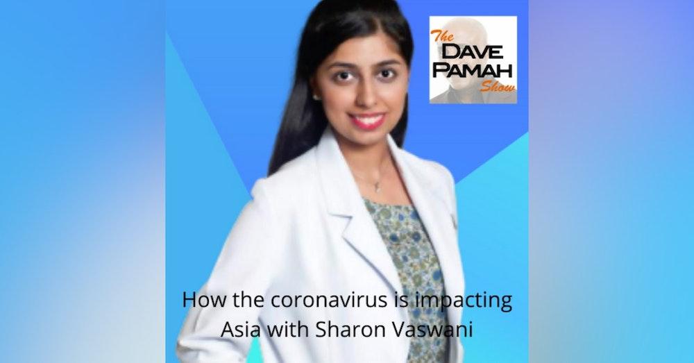 How the coronavirus is impacting Asia with Sharon Vaswani