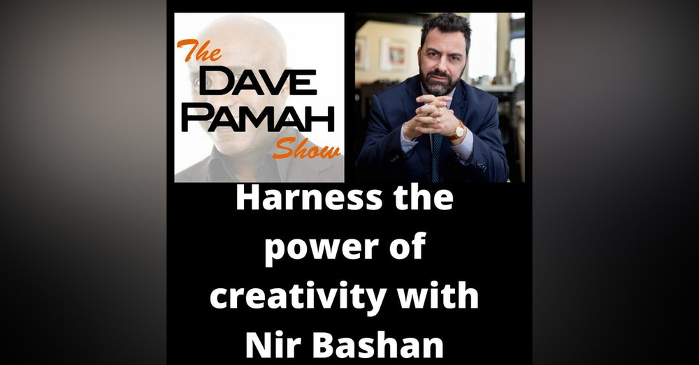 Harness the power of creativity with Nir Bashan