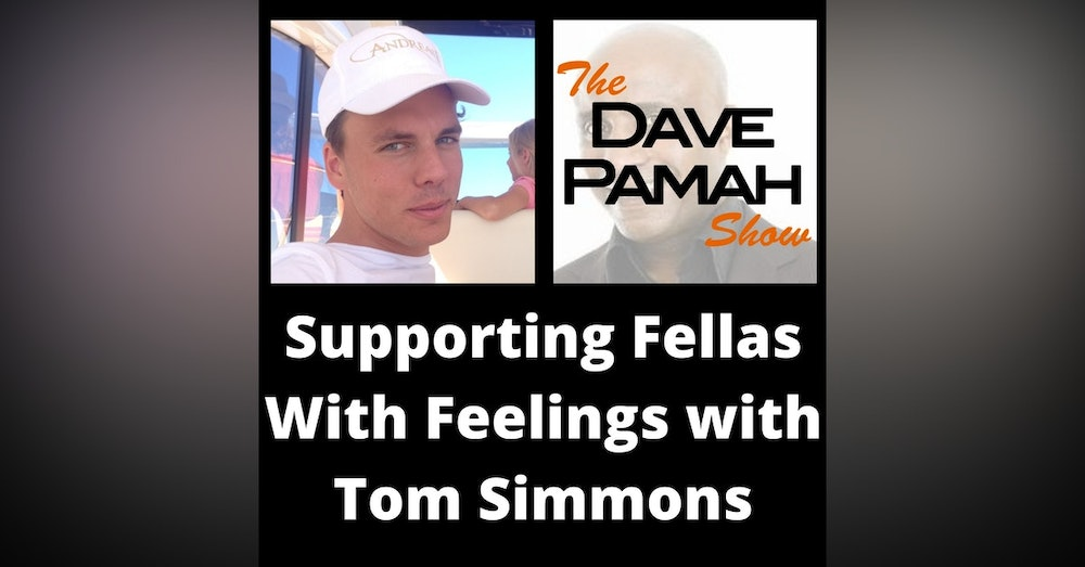 Supporting Fellas With Feelings with Tom Simmons