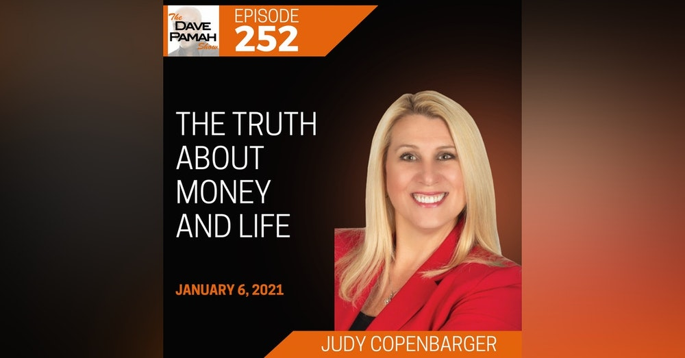 The truth about money and life with Judy Copenbarger