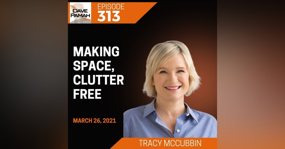 Making Space, Clutter Free with Tracy McCubbin