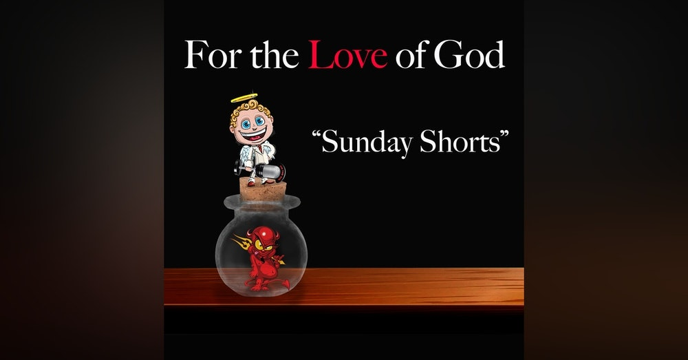 """""""Sunday Shorts"""" To V or not to V, that is the question."""
