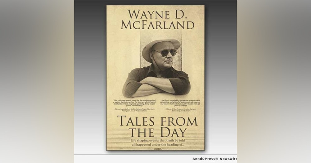 Interview with author Wayne McFarland