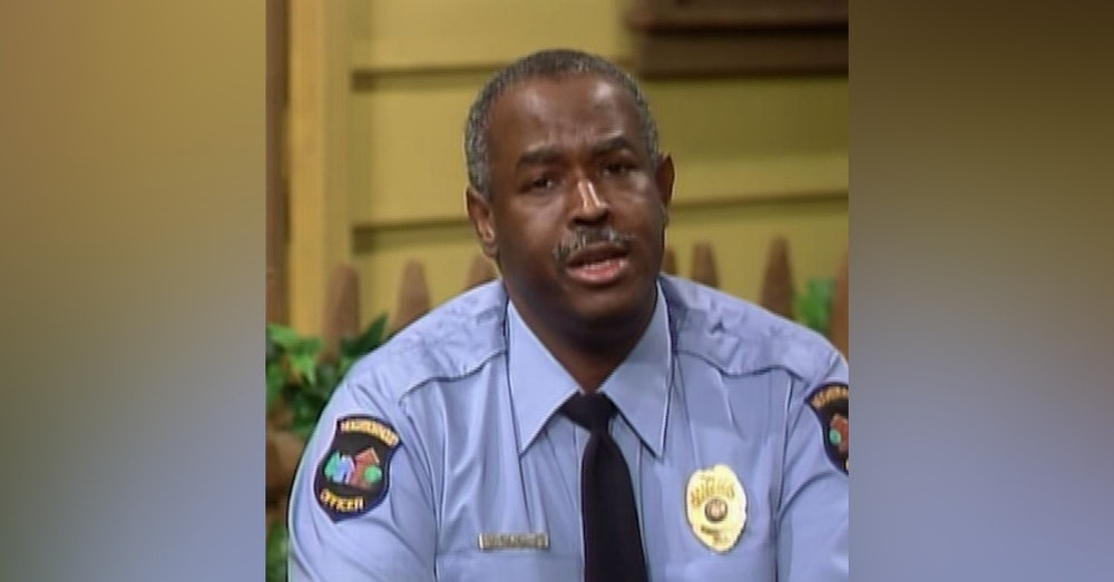 """Best of Bill: Guest: """"Officer"""" Francois S. Clemmons"""