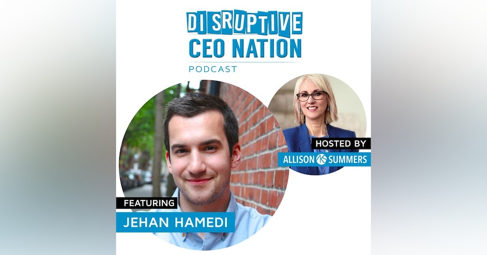 EP 91 Jehan Hamedi, Founder and CEO VIZIT