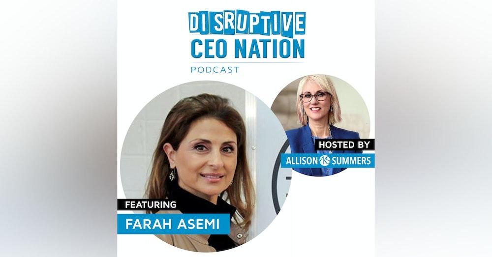 Farah Asemi – Founder of ecofleet