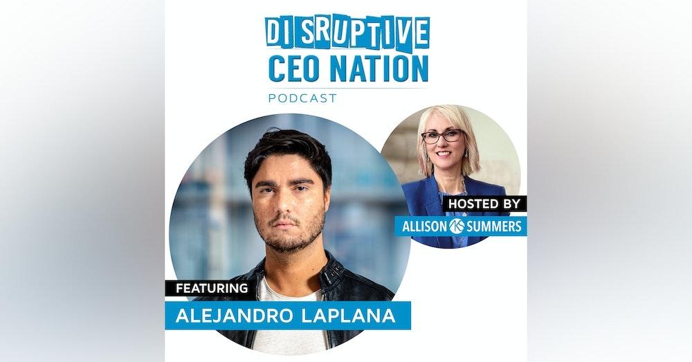 EP 87 Alejandro Laplana, Founder and CEO, Shokworks Inc.