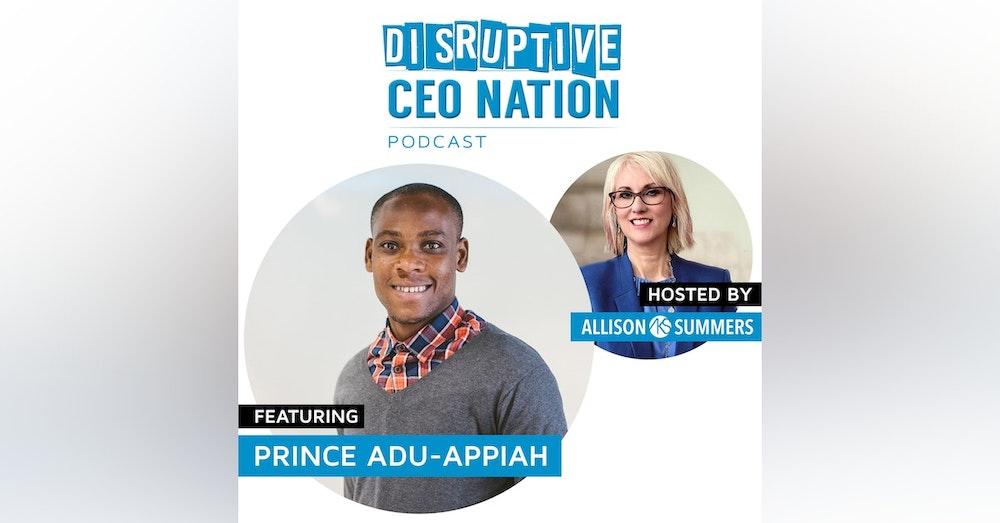 EP 76 Prince Adu-Appiah – Founder and CEO, 1 Billion Africa (Ghana)