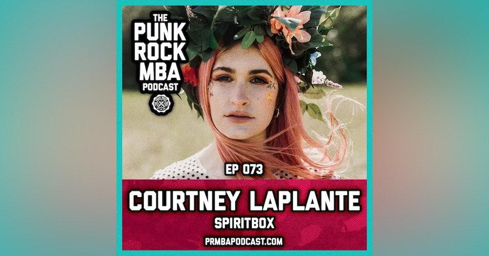 Courtney LaPlante (Spiritbox)