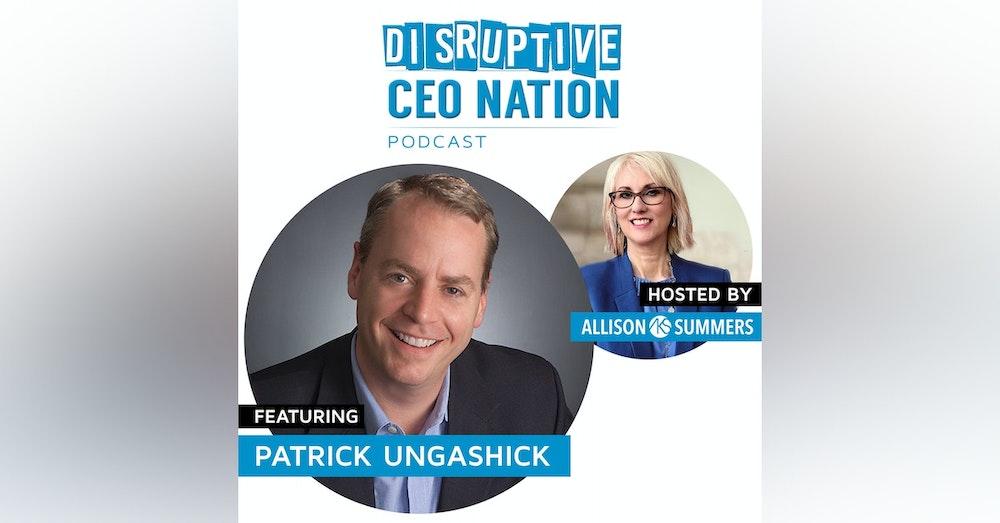 Patrick Ungashick – CEO, NAVIX Consultants