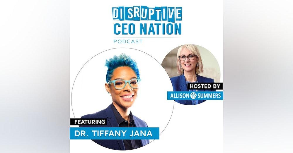Dr. Tiffany Jana – Founder of TMI Consulting