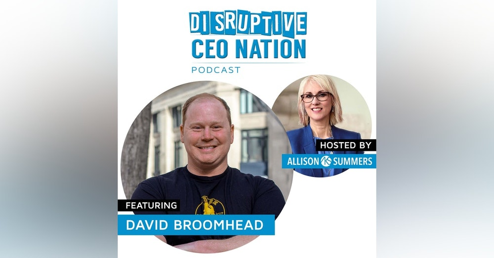 David Broomhead - Co-founder & CEO of Trade Hounds
