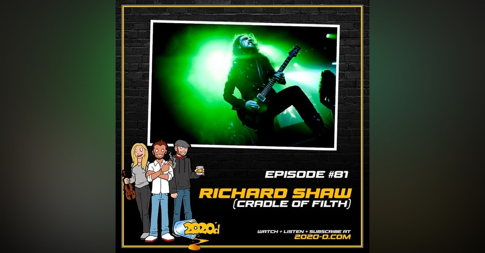 Richard Shaw: The Moment That Changed the Way I Practice