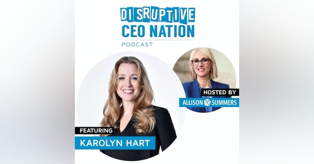Karolyn Hart - Founder of InspireHUB