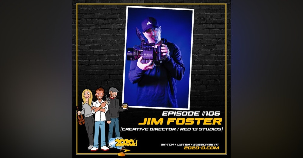 Jim Foster: Every Minute Matters