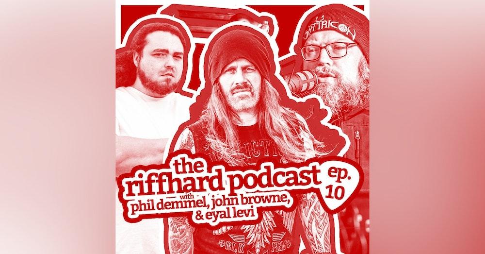 Phil Demmel (Vio-lence, Machine Head, Slayer)