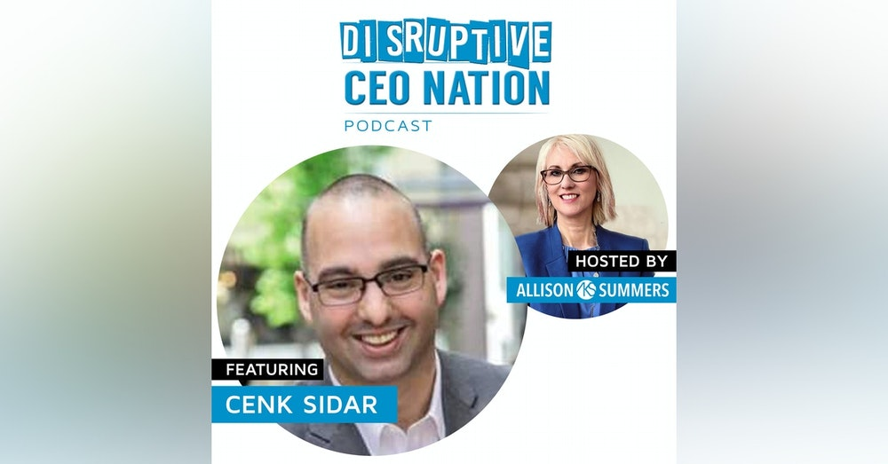 EP 94 Cenk Sidar, Co-founder and CEO, GlobalWonks