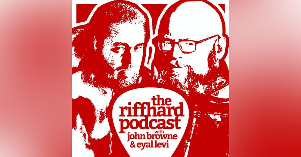Welcome to the Riffhard Podcast