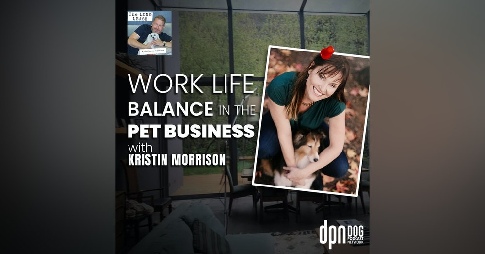 Pet Business Success And How To Recover From Burnout with Kristin Morrison | The Long Leash #18