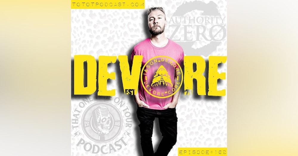 Jason DeVore (Authority Zero)