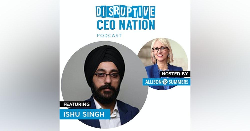 Ishu Singh - Founder of Innstal