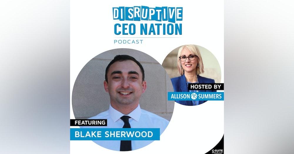 EP 106 Blake Sherwood, Strategic Partner Nix Covid