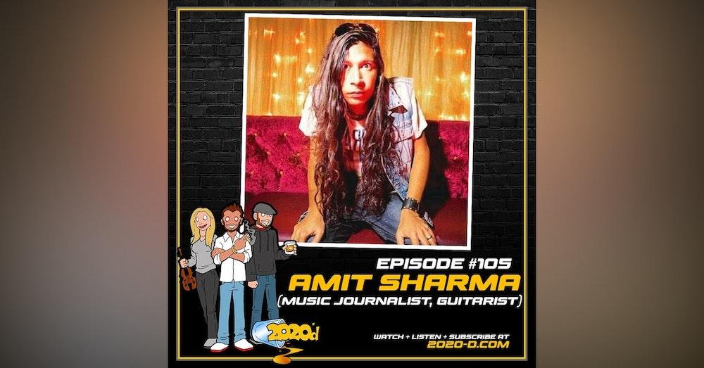 Amit Sharma: I Hope You're F*cking Listening!