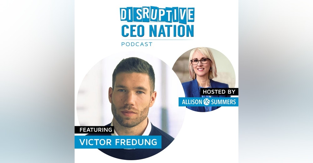 EP 96 Victor Fredung, CEO-Shufti Pro