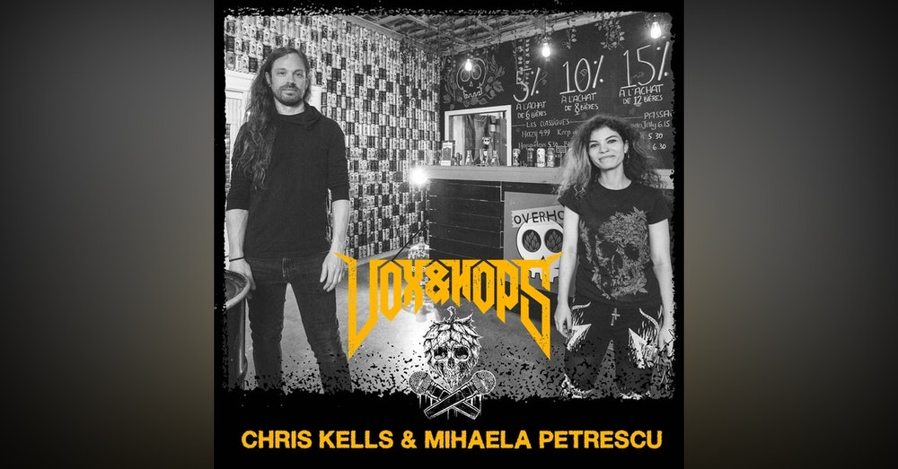 Thirsty Thursday LIVE with Chris Kells & Mihaela Petrescu