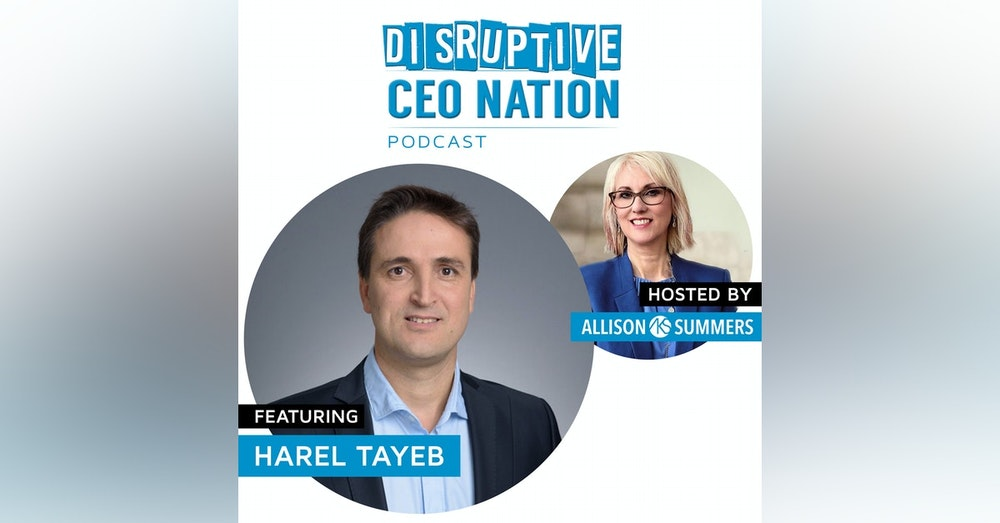 EP 084 Harel Tayeb, CEO of Kryon Systems