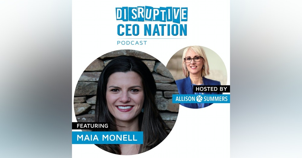 EP 93 Maia Monell, Co-founder, CMO Nav.it Money App
