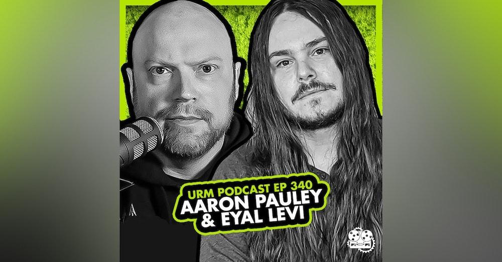 EP 340   Aaron Pauley