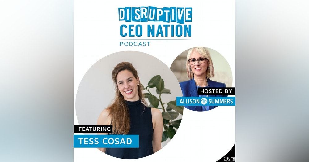 EP 108 Tess Cosad, CEO and Co-founder Bea Fertility, UK